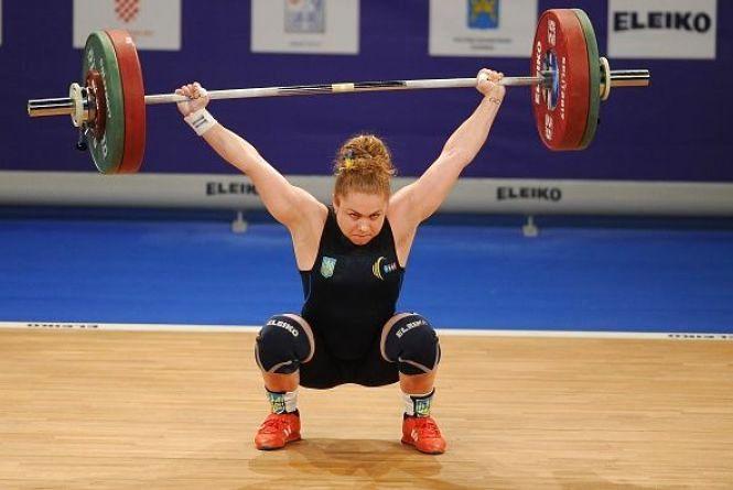 Тернополянка виграла чемпіонат України з важкої атлетики
