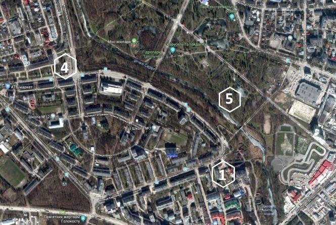 ТОП-5 новобудов у Тернополі, на які дала дозвіл міськрада