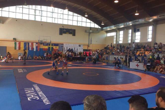Борці з Тернополя стали призерами Всеукраїнських змагань