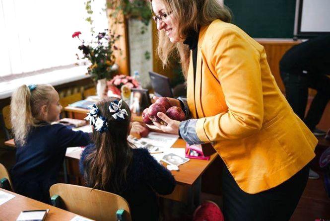 Як у Тернополі школярів заохочують правильно харчуватися