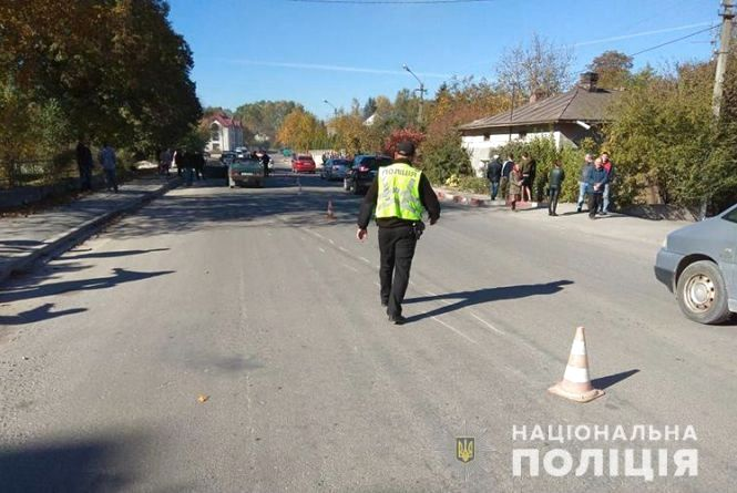 За вихідні на Тернопільщині насмерть збили двох пішоходів