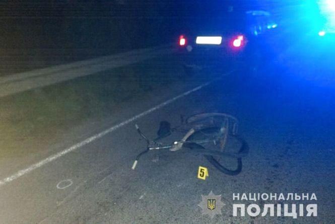 У вихідні на Тернопільщині збили трьох велосипедистів, двох - насмерть