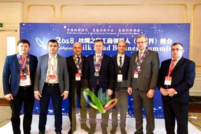 Сергій Надал у Китаї підписав угоду про вступ Тернополя до Альянсу міст «Шовкового шляху»
