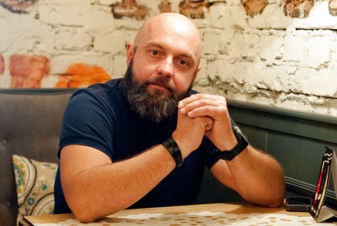 У Тернополі проведе тренінг ресторанний експерт Олександр Мусатов