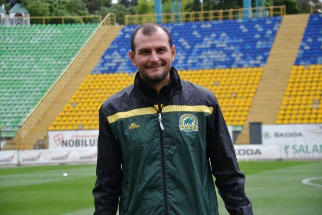 """У тернопільській """"Ниві"""" новий тренер"""