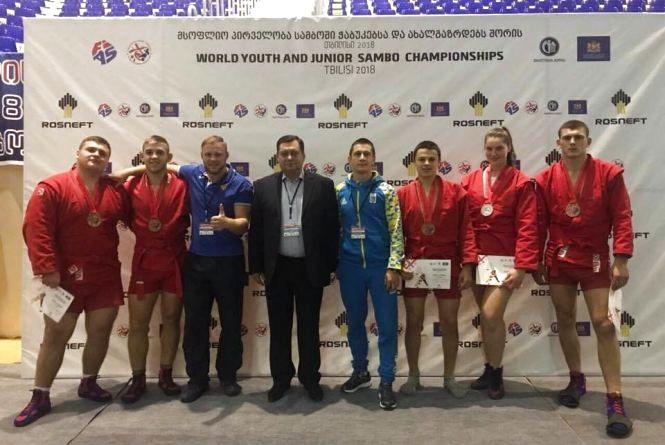 Студенти ТНЕУ стали призерами чемпіонату світу з самбо