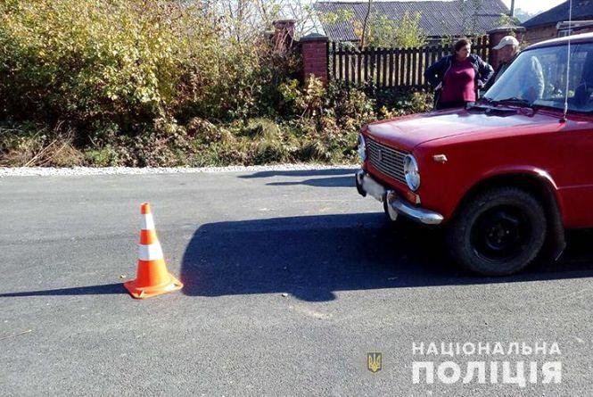 На Підгаєччині водій збив 10-річного хлопчика