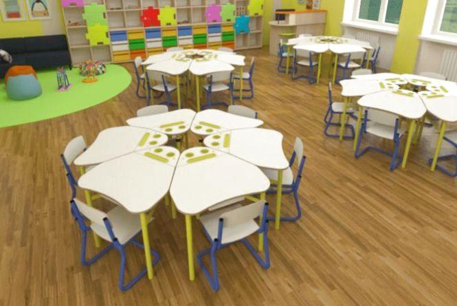 Парти в очі не бачили: до кінця жовтня 95% шкіл мали отримати столи-трансформери