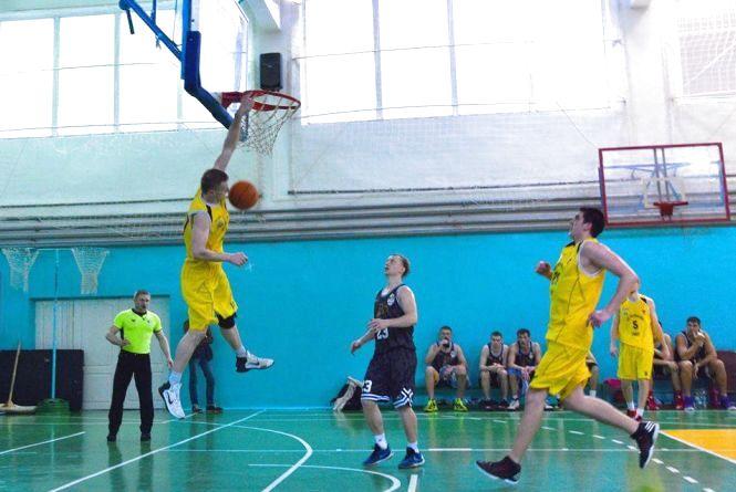 """Баскетбольний клуб """"Тернопіль"""" вийшов у лідери Вищої ліги"""
