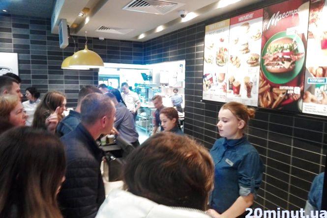 Картинки по запросу У Тернополі відкрили перший McDonald's