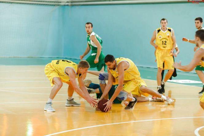 """Баскетбольний клуб """"Тернопіль"""" боротиметься за вихід у наступний етап Кубка України"""