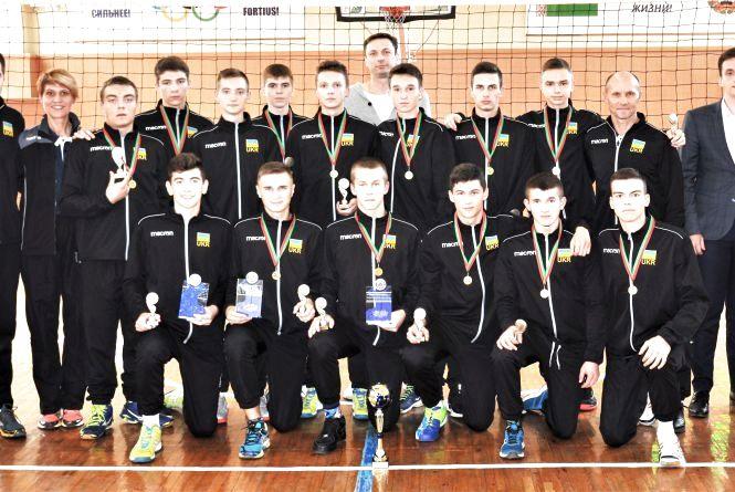 Тернополяни у збірній України з волейболу: перемога у Білорусі та боротьба за путівку на Євро