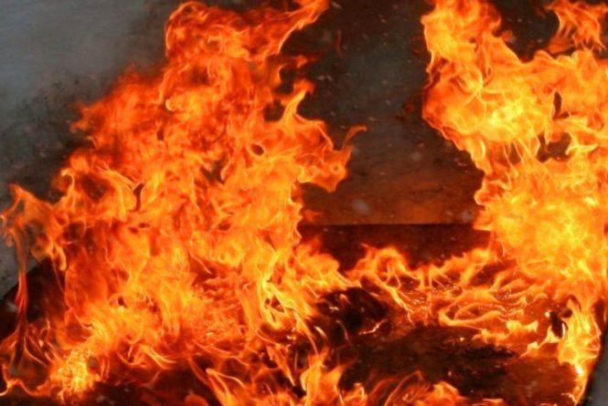 На Тернопільщині під час пожежі згоріло 78 птахів