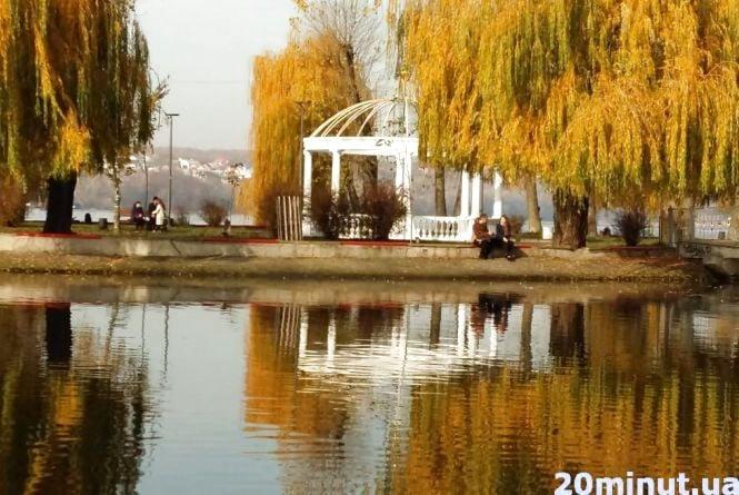 Прогулянка на вихідні - пішки навколо озера