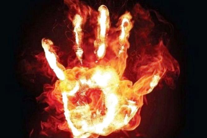 На Тернопільщині у вогні згоріла жінка