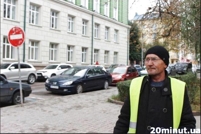 На вулиці Тернополя вийдуть інспектори з паркування