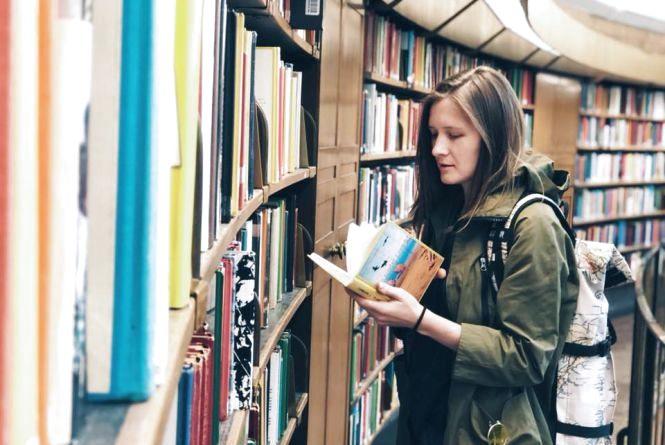 Для допомоги незрячим організовують книжковий гаражний розпродаж