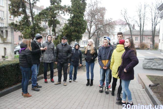 Волонтери та студенти бігли заради тих, хто не може