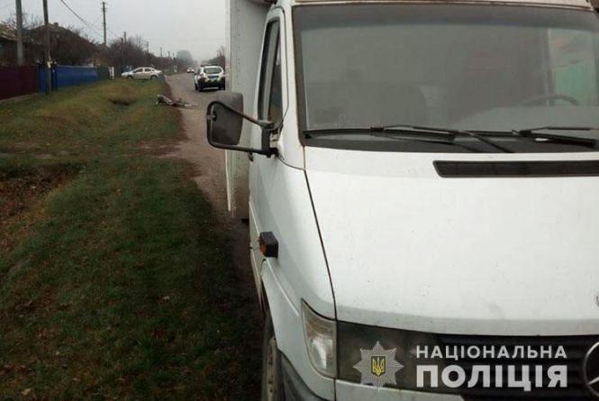На Тернопільщині водій збив на смерть жінку на велосипеді