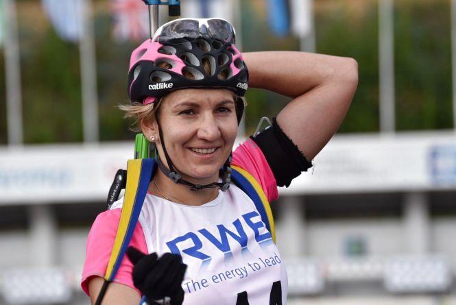 Тернополяни до нового біатлонного сезону готуються у Швейцарії та Австрії