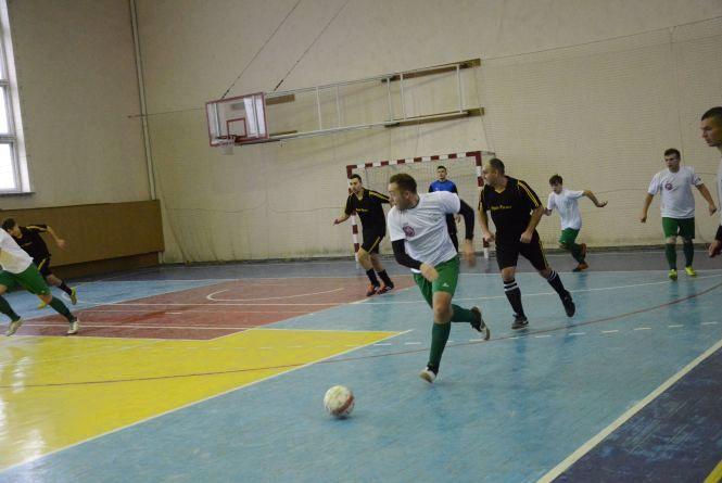 На вихідних стартує новий чемпіонат Тернопільської футзальної ліги