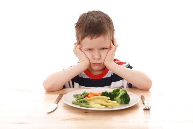 Дитина погано їсть – зробіть аналіз крові