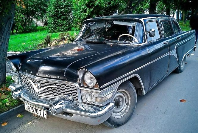 Які автомобілі були у Тернополі на початку 2000-х