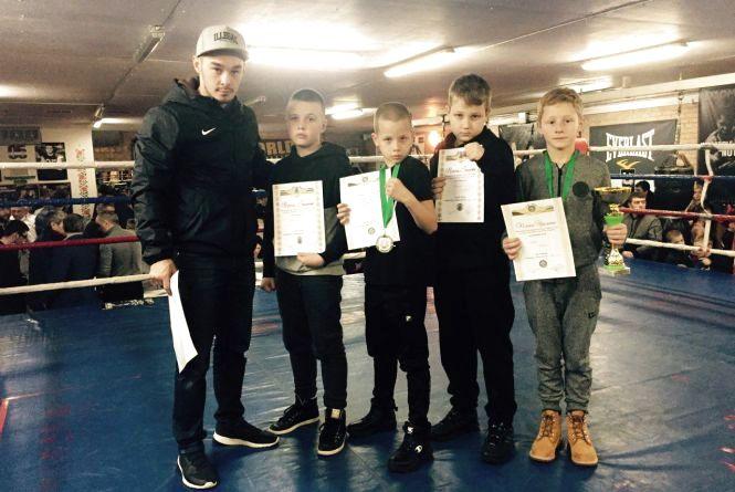 Тернопільські боксери стали призерами Всеукраїнського турніру з боксу