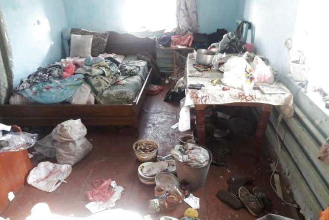 На Тернопільщині діти живуть в антисанітарних та жахливих умовах