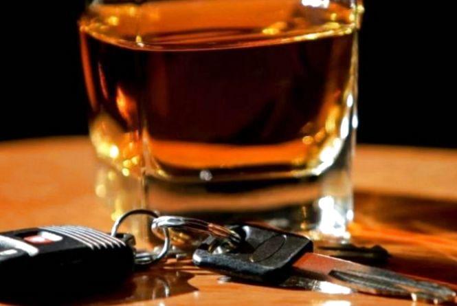 У Тернополі за минулу ніч - спіймали п'ять п'яних водіїв