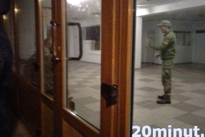 Призовник з Шумщини, якого  забрали у військкомат з роботи, служитиме у Десні (оновлено)
