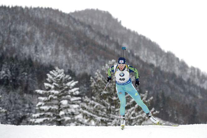 Тріо тернопільських біатлоністів виступлять на першому етапі Кубка світу
