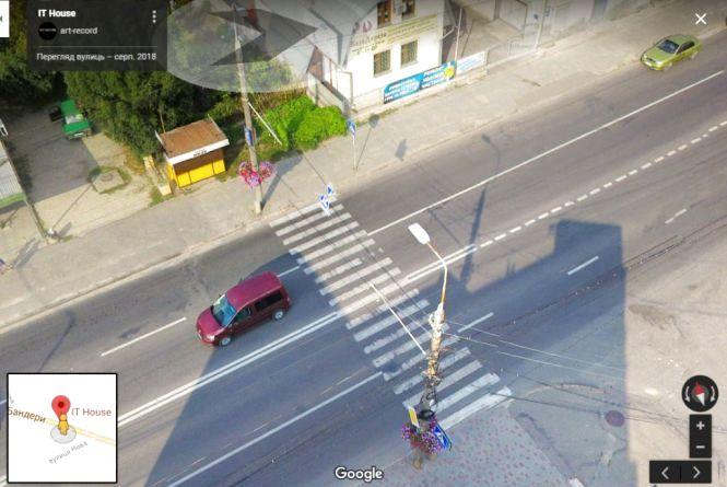 На Бандери, де часто збивають пішоходів, пропонують встановити лежачого поліцейського