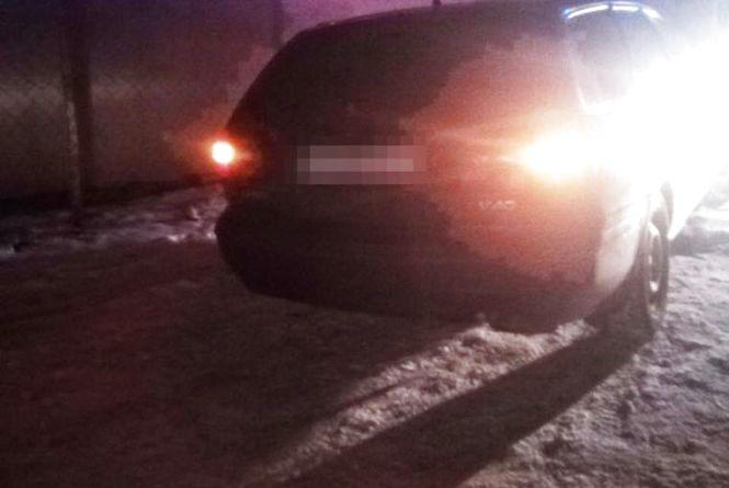"""У Тернополі 18-річний водій сів за кермо під """"кайфом"""""""