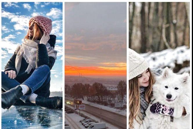 Як тернополяни розпочали зиму в Іnstagram  (шукайте своє фото)