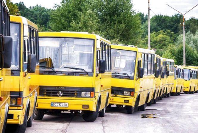 У села, що стали частиною Тернопільської ОТГ, будуть їздити маршрутки