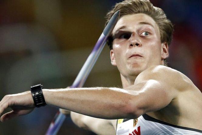 Студент ТНЕУ став призером Міжнародного турніру з легкоатлетичних метань