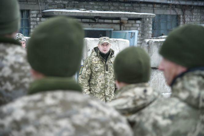 Голова ТОДА: Політика держави в питаннях підсилення обороноздатності – для нас визначальна! (прес-служба)