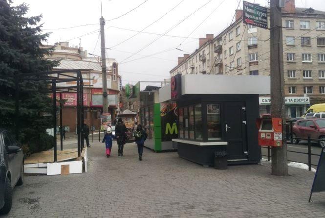Нові МАФи на Острозького будуть перевіряти муніципали