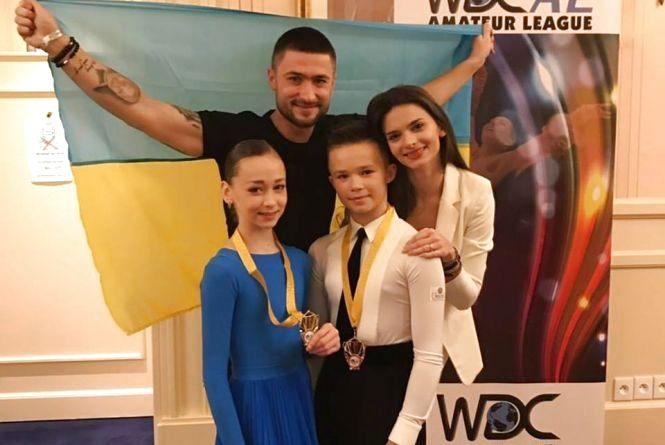 Тернополяни стали чемпіонами в Парижі