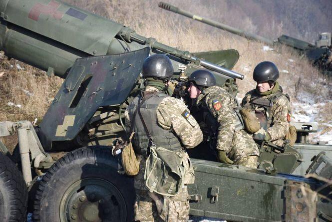 Два тижні воєнного стану: тернопільські резервісти проходять навчання