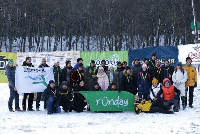 Любителів бігу об'єднує Ternopil running club