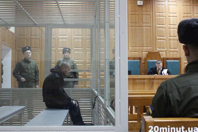 """""""Він забрав нашу надію"""": як пройшло друге судове засідання у справі вбивства Віталія Гнатишина (відео)"""