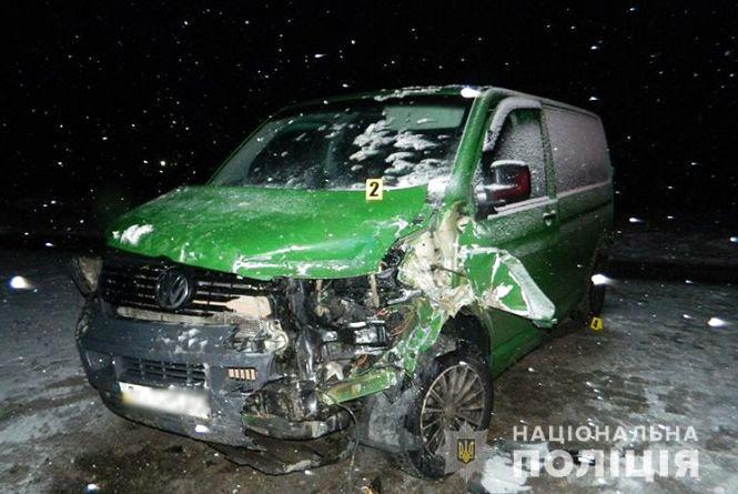 Біля Чорткова у аварію потрапив автобус з 20-ма пасажирами
