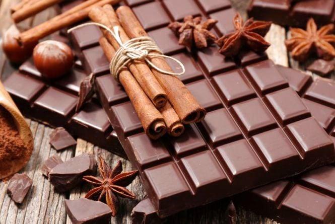 Від якого шоколаду пальчики оближеш