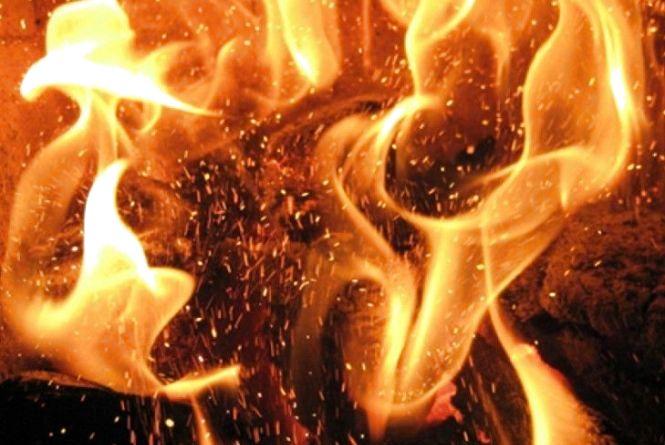 У пожежі на Тернопільщині загинула людина