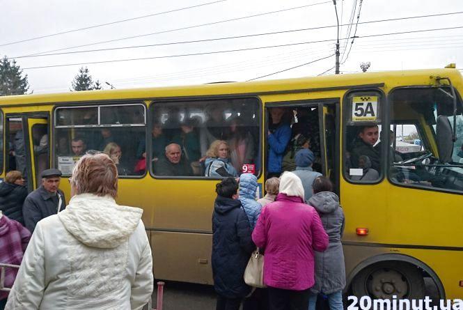 На нову транспортну модель Тернополя витратили майже 1,5 мільйона гривень
