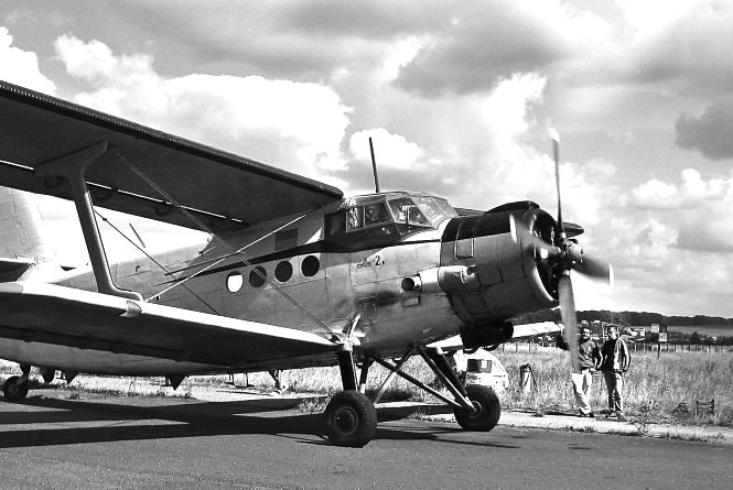У 1970-х з Тернополя курсували літаки в усі напрямки