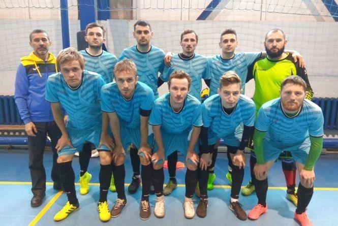 Тернополяни посіли четверте місце на чемпіонаті України з футзалу