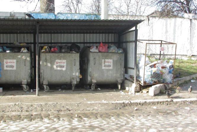 Сортування сміття в Тернополі зробили обов'язковим